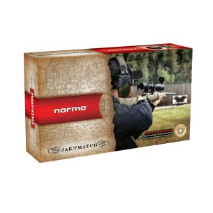 Norma 6,5x55 Jaktmatch 6,5g/100gr, 50st/ask