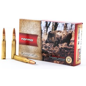 Norma 7x57 Oryx Bonded 10,1g/156gr, 20st/ask
