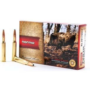 Norma 7x57R Oryx Bonded 10,1g/156gr, 20st/ask