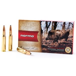 Norma 308 Win Oryx Bonded 10,7g/165gr, 20st/ask