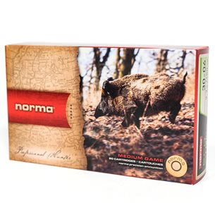 Norma 30-06 Ecostrike 9,7g/150gr, 20st/ask