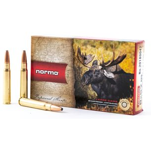 Norma 8x57 JS Oryx Bonded 12,7g/196gr, 20st/ask