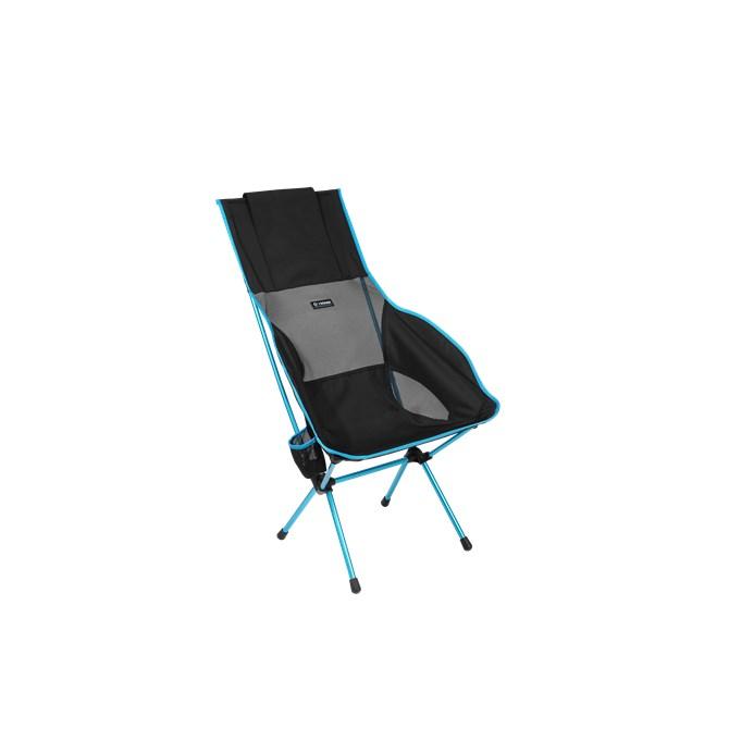 Helinox Savanna Chair Black Blue