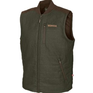 Metso Active quilt väst Willow green/Shadow brown M