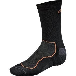 All season wool II socka Black S