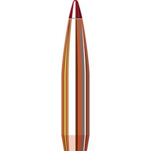 Hornady 6,5mm 143gr ELD-X kulor 100 stycken
