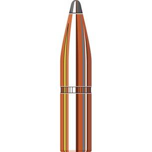 Hornady InterLock Rifle Bullets 35 Cal (.358) 200 gr RN 100st