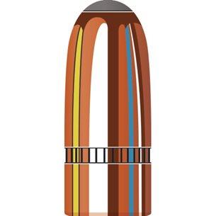 Hornady InterLock Rifle Bullets 35 Cal (.358) 200 gr RN 100 stycken