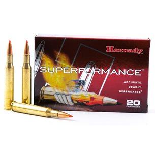 Hornady 270 Win Superperformance 140gr SST, 20st/ask