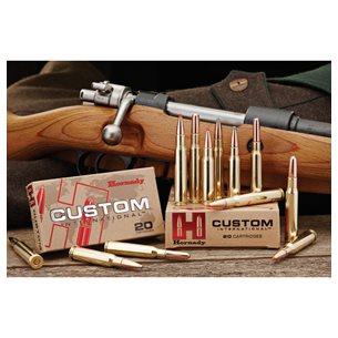 Hornady 9,3x62 Custom 286gr Interlock SP, 20st/ask