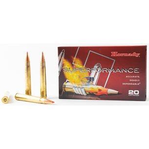 Hornady 375 H&H Superperformance 250gr GMX, 20st/ask