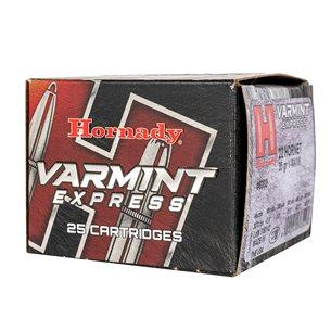 Hornady 22 Hornet Varmint Express 35gr V-Max, 25st/ask