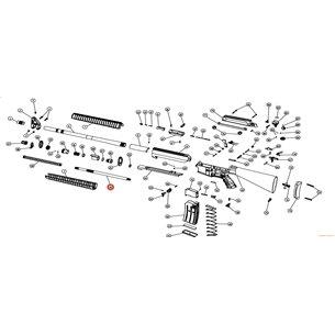 Eksen/Husan Arms OP-Rod