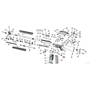 Eksen/Husan Arms Safety lever