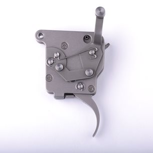 Jewell trigger R700 top safety and release LH