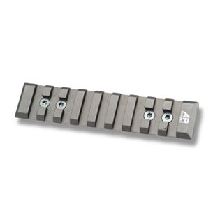 Picatinny Rail Section, 4inch