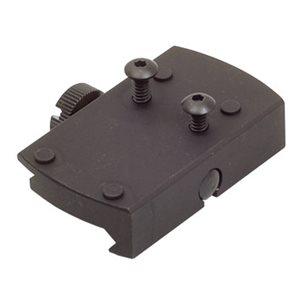 Jpoint sight mounting base