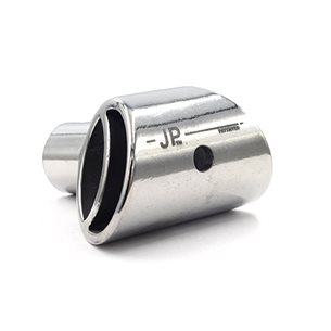 JP Recoil Eliminator .223, 1/2 tum-28 .875 pipa, silver