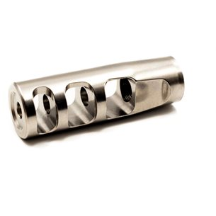JP 3-port compensator, stainless 0,875 pipa