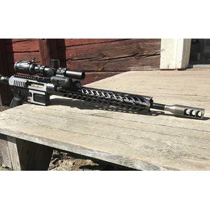 Smoke Composites AR-15 handguard 15 tum