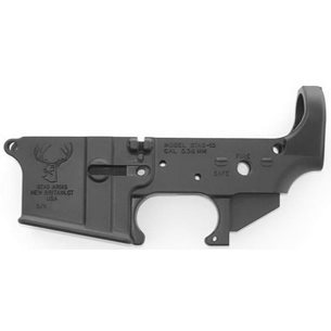 Stag 15 lower receiver stripped