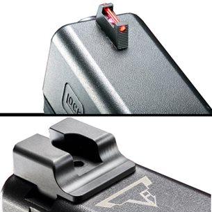 Taran Tactical Fiber Optic Sights Set for Glock
