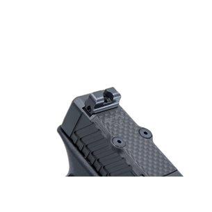 Taran Tactical Fiber Optic Sights Set for Glock MOS RMR/Standard height