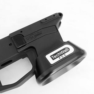 Techwell magwell for CMMG 9mm