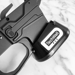Techwell magwell for QC-10