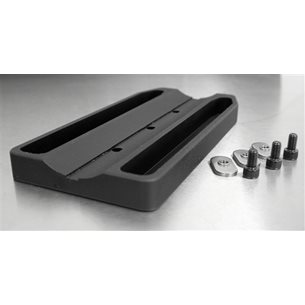 XLR Industries Bench rest guide plate