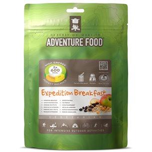 Adventure Food Frystorkad Mat Expedition frukost