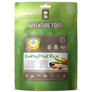 Adventure Food Frystorkad Mat Curryris med frukt VEG