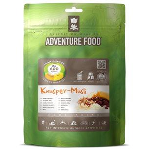 Adventure Food Frystorkad Mat Musli Crunchy musli fukost VEG