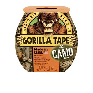 Gorilla Tape 8,2 m Camo