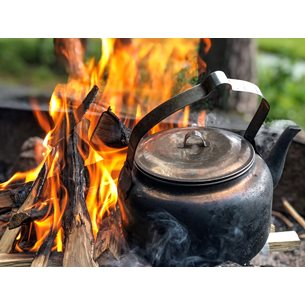 Hällmark Kaffepanna 3,0 l rostfritt stål
