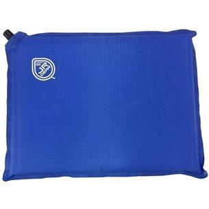 JR Gear Självuppblåsande sittunderlag 3,8cm Blå