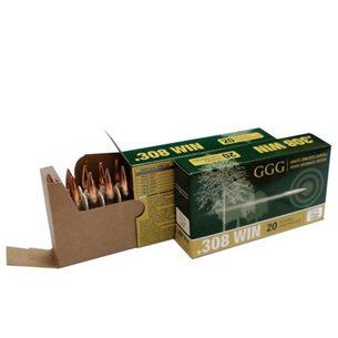 GGG .308 Sierra 168 gr, 20st/ask