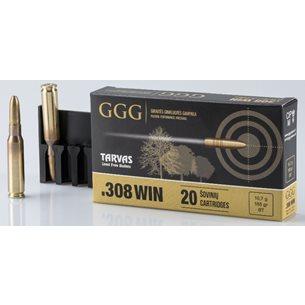 GGG .308 TARVAS 165gr, 20st/ask