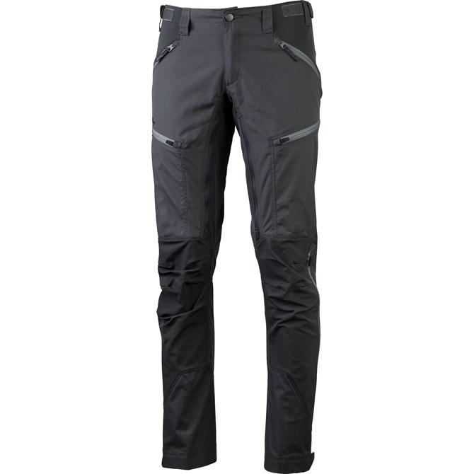 Makke Mens Pant Granite/Charcoal