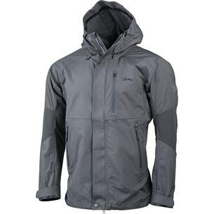 Makke Mens Jacket Granite/Charcoal