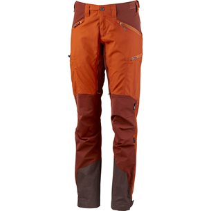 Makke Womens Pant Amber/Rust