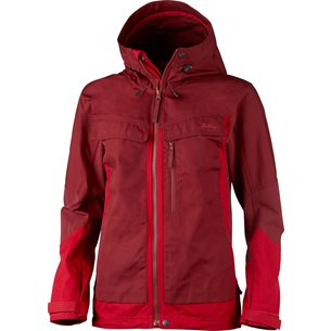 Authentic Womens Jacket Red/Dark Red