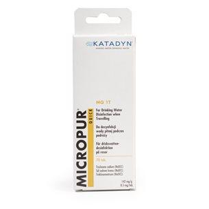 Katadyn Vattenreningstabletter Micropur Quick