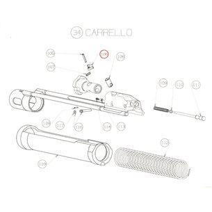 Ejector, Beretta 1301