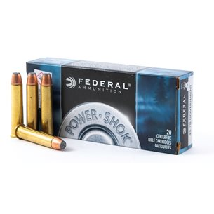 Federal 45-70 Government 300gr soft point, 20st/ask