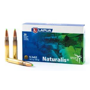 Lapua 9,3x62 Naturalis 16,2g/250gr N560, 20st/ask
