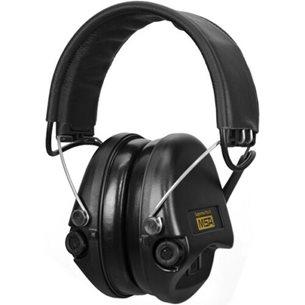 Supreme Pro X Black Leather