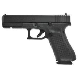 Glock 17 Gen5 MOS FS, 9x19mm Pistol
