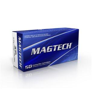 Magtech 38 Special 10,24g/158gr LRN, 50st/ask
