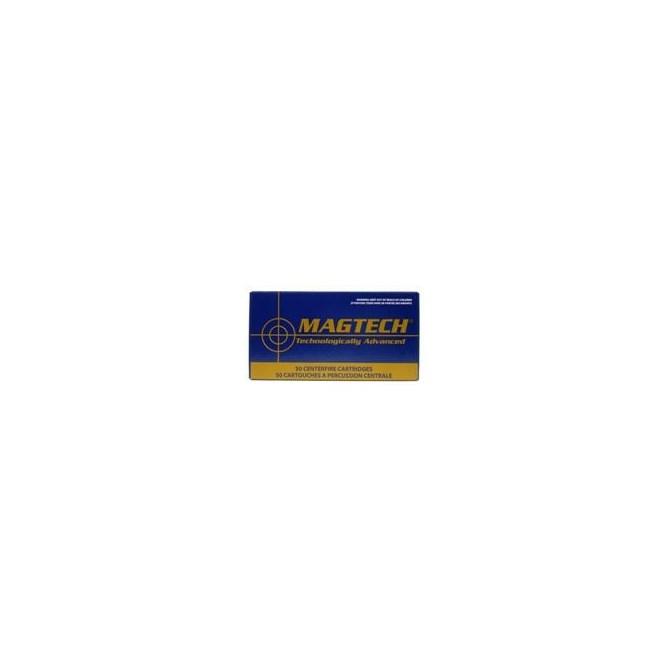 Magtech 40 S&W 11,66g/180gr FMJ Flat, 50st/ask